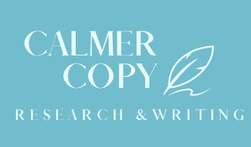 Keep calm while I write for you